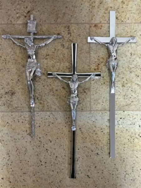 krzyże metalowe 2