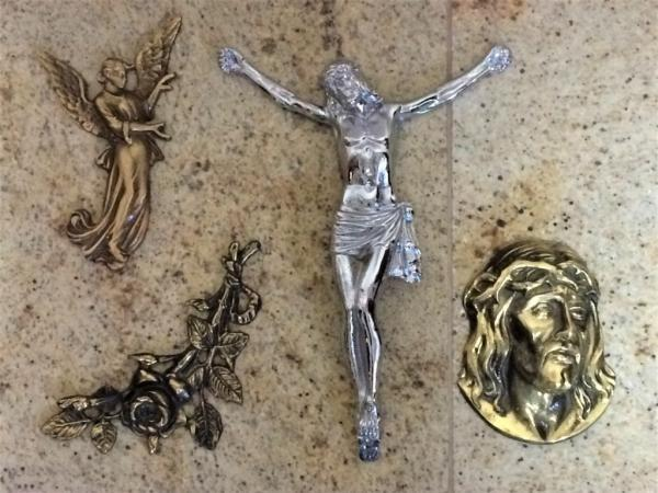krzyże metalowe 1
