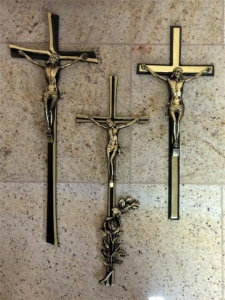 krzyże metalowe 5
