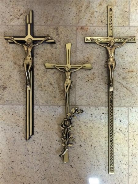 krzyże metalowe 4