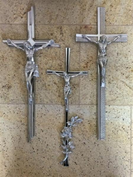 krzyże metalowe 3